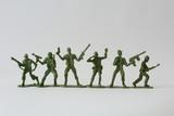 Miniature Military Models Wall Sticker