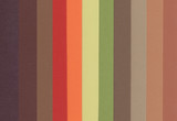 set of colored polyester fabric, texture background