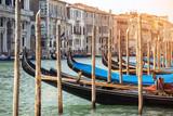 Gondola  at the venice