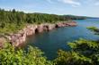 Shovel Point at the Lake Superior North Shore