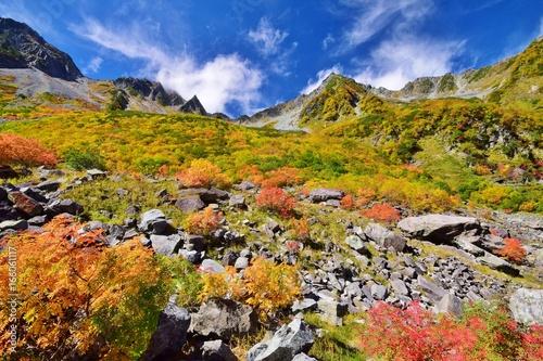 Autumn colors - Karasawa valley