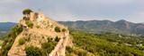 Panorama Festung Xativa
