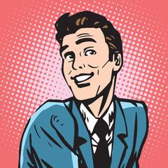 avatar portrait smiling male