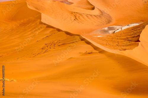 Beautiful desert landscape around Sossusvlei, Namibia, Africa