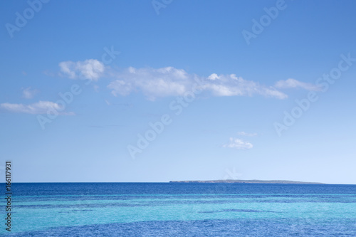 Formentera Island from Ibiza