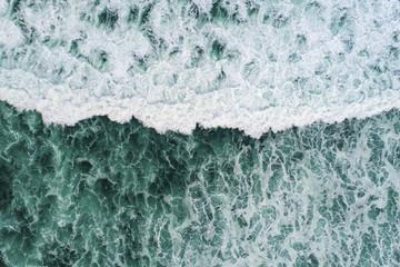 Wave from above © klikk