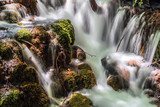 Shooting at a long exposure to the waterfall is close.