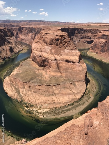 Deurstickers Arizona Horseshoe Bend