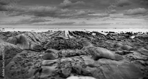 Rock erosion