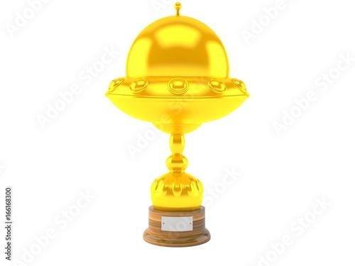 Foto op Canvas UFO trophy