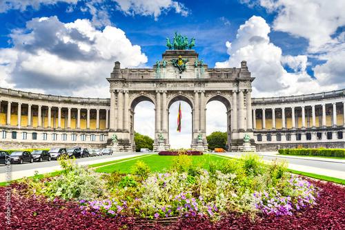 Brussels, Bruxelles, Belgium - Cinquantenaire