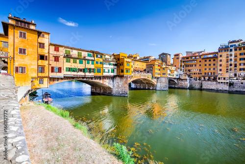 Papiers peints Florence Ponte Vecchio - Florence, Tuscany