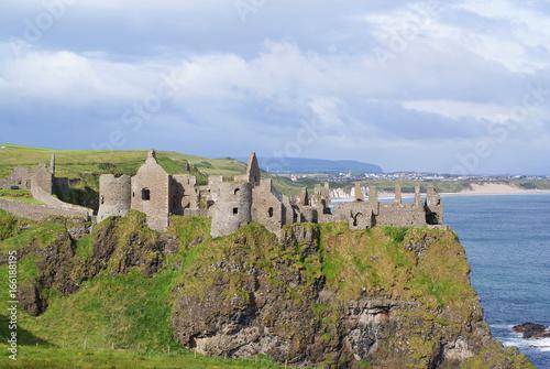 Dunluce Castle - Nordirland Poster