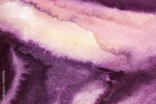 Abstract hand drawn watercolor background. Grunge texture for cards and your design. - 166191518