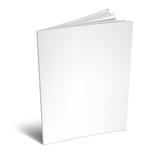 Empty White Book or ...
