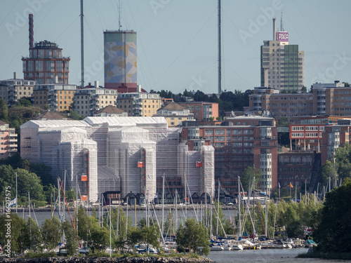 Staande foto Stockholm Stockholm und die schären