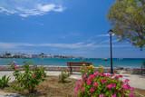 Cyclades Greece landscape - 166256364