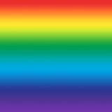 Vibrant rainbow colored background - 166268972