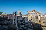 Widok Forum Rzymu