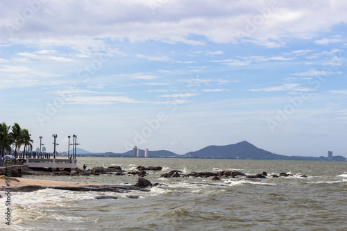 Fotobehang Een Hoekje om te Dromen Port : 漁港・海・風景
