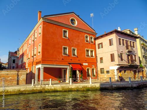 Spoed canvasdoek 2cm dik Venetie Venice - Architecture old city