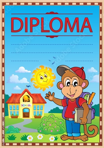 Diploma concept image 7