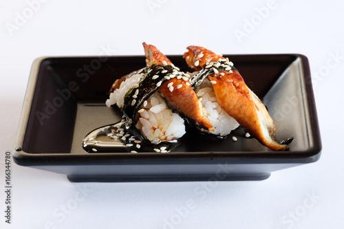 Sushi eel Unaki