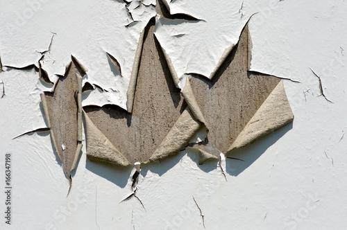 Mauer, Risse, Wand als Hintergrund