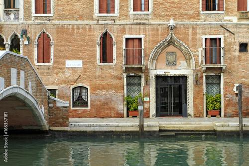 Spoed canvasdoek 2cm dik Venetie Venice in Italy