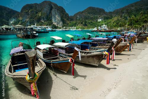 Koh Phi Phi Island - Thailand Poster
