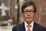 Asian businessman face portrait - 166474518