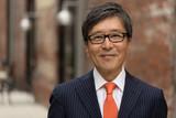 Asian businessman face portrait - 166474540