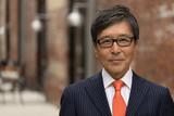 Asian businessman face portrait - 166474575