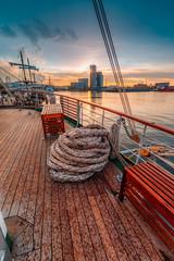 Yacht port in Gdynia © Filip Olejowski