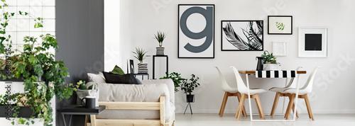 Modern minimalist flat © Photographee.eu