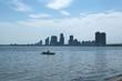 Remo en lago Ontario