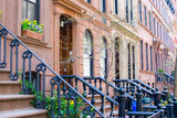 West Village at New York Manhattan - 166522372