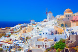 Santorini, Griechenland - 166589154