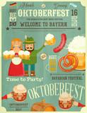 Oktoberfest Beer Festival - 166605711