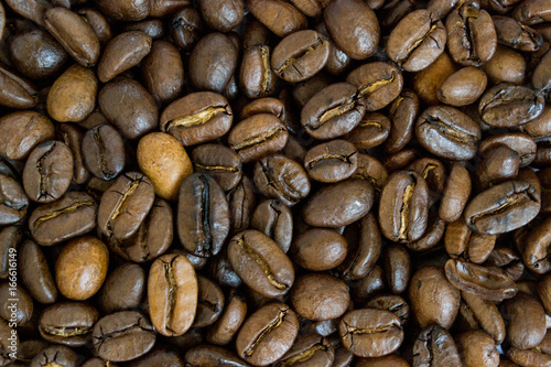 Grain coffee photo