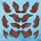 Vintage Wings Collection