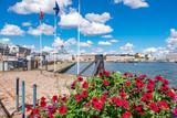 Port w Helsinkach. Finlandia