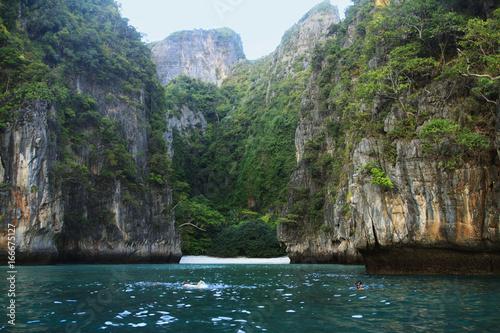 Phi Phi islands, province Krabi, Thailand