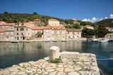 Sudurad is one of the villages of the island of Sipan (off the coast of Dubrovnik in the Adriatic Sea.) - 166721583
