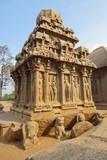 five rathas temple in india