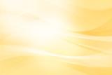 オレンジ色のウェーブ 抽象的な背景  - 166846541