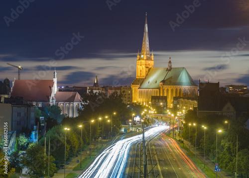 Access road to Szczecin, Poland - 166882556