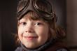boy dreaming glasses Pilot