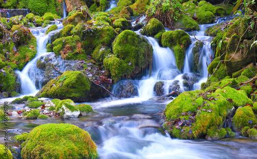 Mountain stream - 166926798