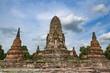 Quadro Wat Ratchaburana temple ayutthaya 1